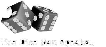 The Dice Man Speaks